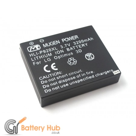 LG Mobile Phone Battery P990/P920/P999