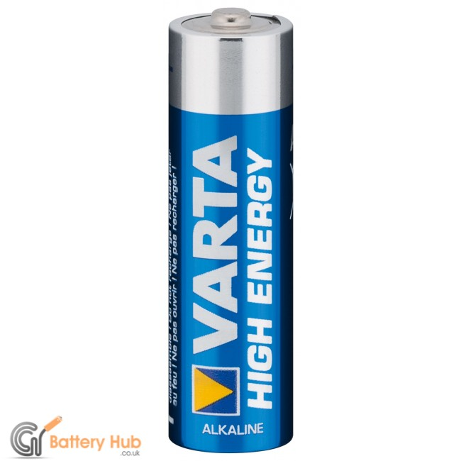 best buy varta high energy lr6 aa 4 x aa batteries in uk online. Black Bedroom Furniture Sets. Home Design Ideas