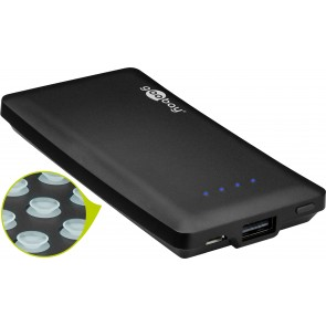 Powerbank with Suction Cups 4000 mAh