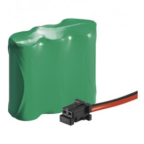 Battery pack 2/3AAA  for cordless Phones - Hirose Plug