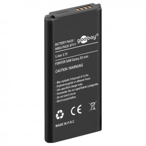 Replacement Battery for Samsung Galaxy S5 Mini (SM-G800)