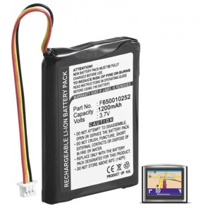 GPS Battery for TomTom One/One Europe/One Regional/Rider