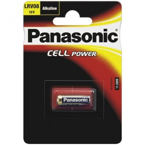 Panasonic Alkaline LRV08 Battery