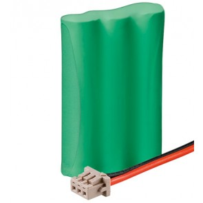 Battery pack AAA-3 for cordless Phones - HRS-DF13-3C-1.25C plug