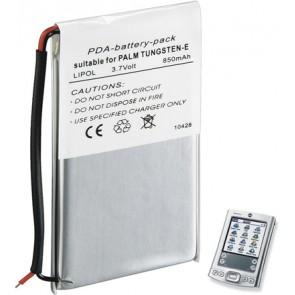 PDA Battery for Palm Tungsten E