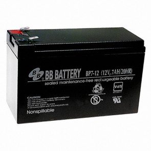 Sealed Lead Acid Battery 12V 7Ah (BP)