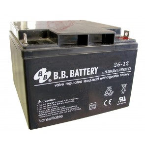 Sealed Lead Acid Battery 12V 26Ah (BP)