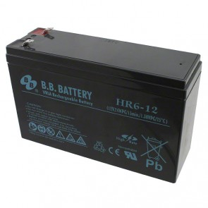 Sealed Lead Acid Battery 12V 6Ah